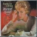 Rosemary Clooney ローズマリー・クルーニー / Thanks For Nothing