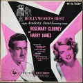 Rosemary Clooney & Harry James ローズマリー・クルーニー / Hollywood's Best