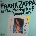 Frank Zappa フランク・ザッパ / Frank Zappa & The Mothers Of Invention UK盤