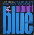 Kenny Burrell ケニー・バレル /  Midnight Blue