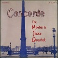 Modern Jazz Quartet ( MJQ ) モダン・ジャズ・カルテット / Concorde コンコルド(1st)