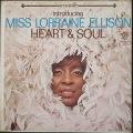 Lorraine Ellison ロレイン・エリスン / Heart & Soul