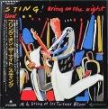 Sting スティング / Bring On The Night ブリング・オン・ザ・ナイト JP盤
