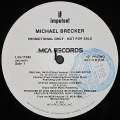 "Michael Brecker マイケル・ブレッカー / Original Rays/Syzygy | 12"" Promo"