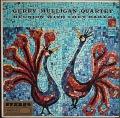 Gerry Mulligan Quartet ジェリー・マリガン / Reunion With Chet Baker リユニオン・ウィズ・チェット・ベイカー