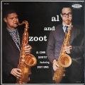 Al Cohn Quintet Featuring  Zoot Sims アル・コーン & ズート・シムズ / Al And Zoot アル・アンド・ズート