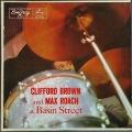 Clifford Brown And Max Roach クリフォード・ブラウン&マックス・ローチ / At Basin Street ベイズン・ストリート