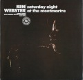 Ben Webster ベン・ウェブスター / Saturday Night At The Montmartre