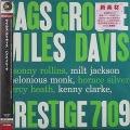 Miles Davis マイルス・デイビス / Bags Groove バグス・グルーヴ | 200g