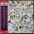Led Zeppelin レッド・ツェッペリン / Led Zeppelin III レッド・ツェッペリン3 JP盤