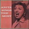 Anita O'Day アニタ・オデイ / Anita Sings The Most アニタ・シングス・ザ・モスト