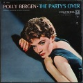 Polly Bergen ポリー・バーゲン / The Party's Over