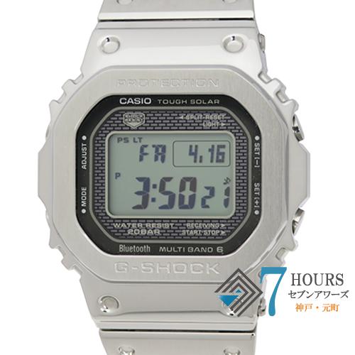 【102751】CASIO カシオ Gショック GMW-B5000D  デジタル フルメタル タフソーラー 純正ボックス 保証書
