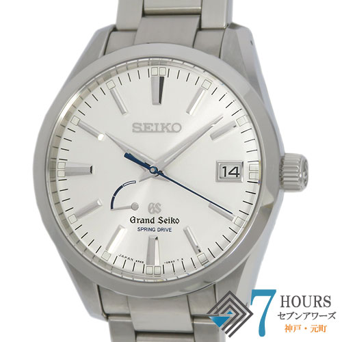 【99098】SEIKO セイコー Grand Seiko グランドセイコー 9R65-0BM0  ホワイトダイヤル SS 自動巻き 純正ボックス