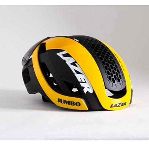 【大特価】LAZER BULLET 2.0 AF Team Jumbo-Visma(レイザー バレット アジアンフィット チームユンボヴィスマ) ヘルメット 2019