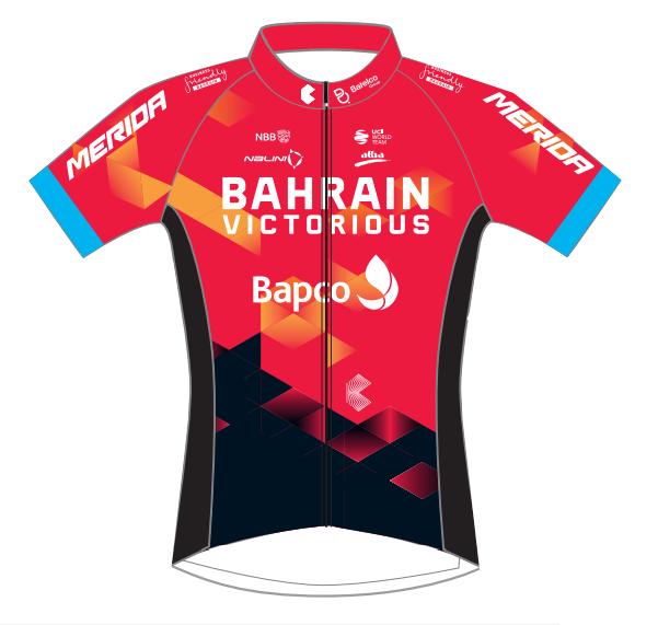 NALINI BAHRAIN VICTORIOUS JERSEY & BIBSHORTS SET(ナリーニバーレーンビクトリアス ジャージ ビブショーツ セット) 2021