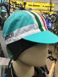 【大特価】NALINI BIANCHI-MILANO NEON CYCLING CAP(ナリーニ ビアンキミラノ ネオン サイクリングキャップ)  2020