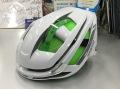 【大特価】SMITH Overtake (スミス オーバーテイク )ホワイト ヘルメット 2018