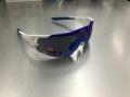【大特価】bolle Aeromax (ボレー エアロマックス サングラス) Matte White/Blue Blue Violet orange AF