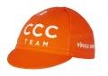 【大特価】ETXEONDO CCC TEAM CYCLING CAP(エチュオンド シーシーシー チーム サイクリングキャップ) 2019
