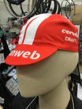 CRAFT TEAM SUNWEB CYCLING CAP (クラフト チームサンウェブ サイクリングキャップ) 2019
