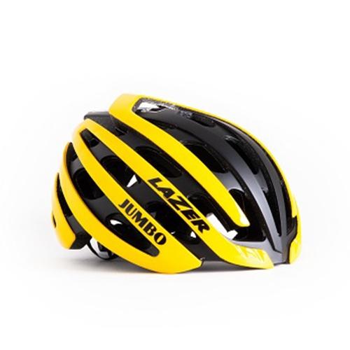 【大特価】LAZER Z1 Team Jumbo-Visma(レイザー ゼットワン) ヘルメット チームユンボヴィスマ レプリカ 2019