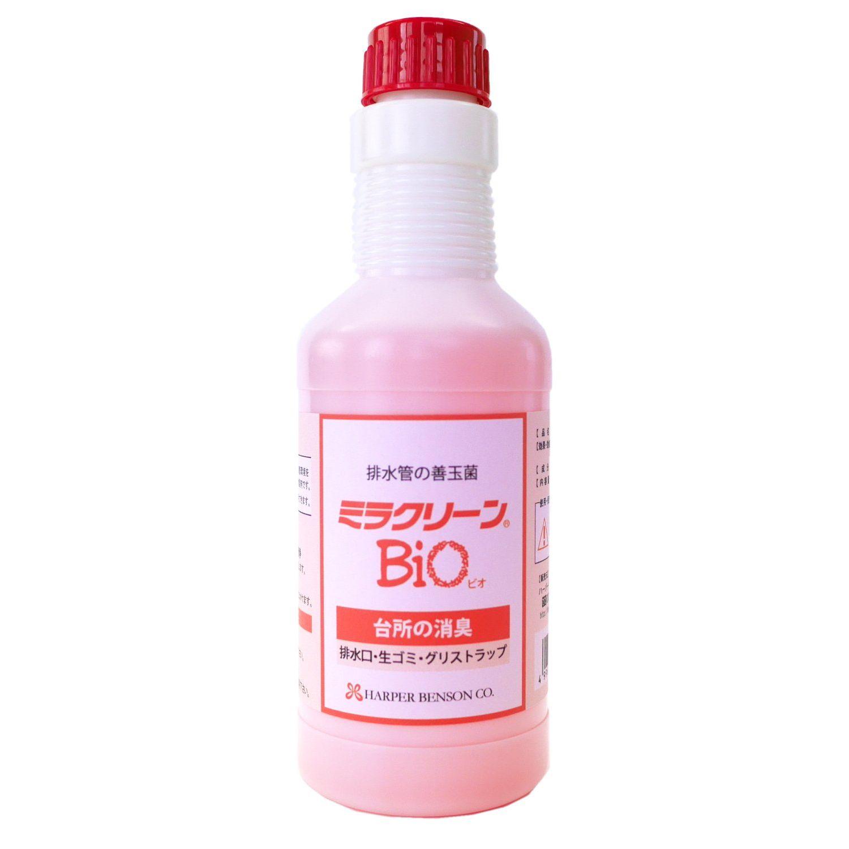 台所の消臭剤ミラクリーンBio