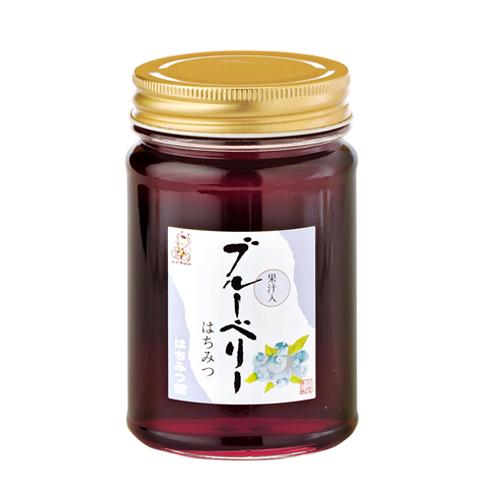 ブルーベリー果汁入 はちみつ (450g)