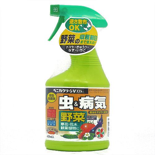 家庭園芸(菜園)の殺菌剤・殺虫剤・防虫剤・除草剤を販売