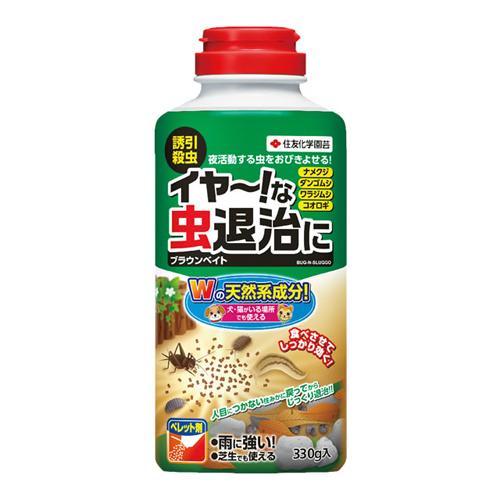 ナメクジ、ダンゴムシ、ワラジムシ、コオロギ用殺虫剤を販売【花育通販】