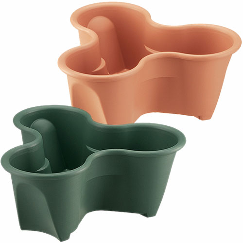 鉢・プランターなど家庭園芸(菜園)用の園芸資材を販売
