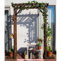 庭用の木製アーチ(門)・フェンスの販売店