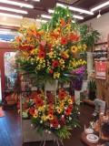 豊橋の花屋はなふじつつじが丘店|スタンド花・開店・開業・周年・発表会・夜の店のお祝いに
