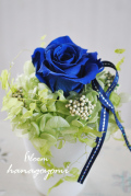 結婚式の電報に! スイート~Royal Blue~