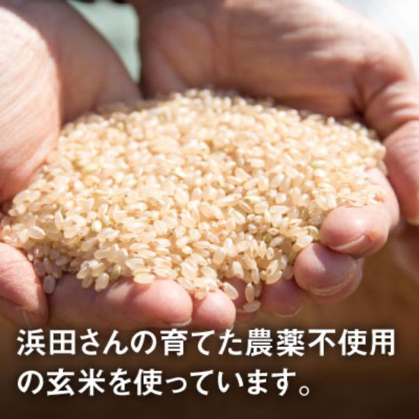 玄米のめん