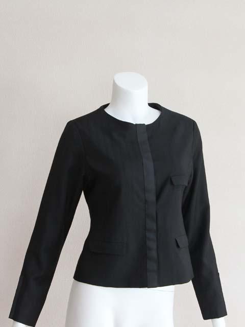 ブラックフォーマル Style No bk-004 クルーネックジャケット