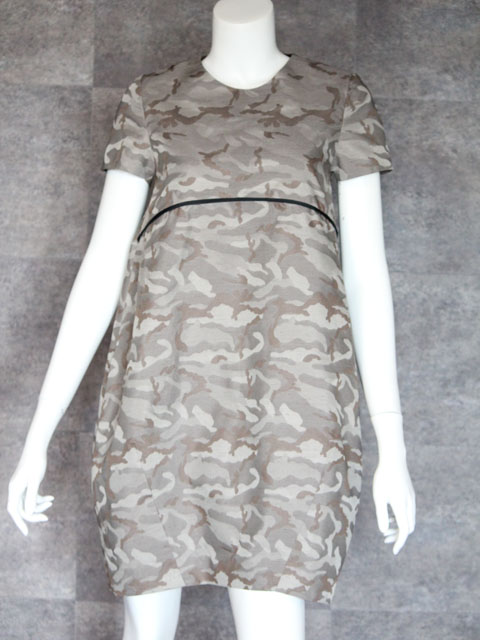 Style No gal-128 半袖コクーンワンピース
