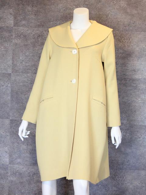 Style NO. gal-140  ラウンドビッグカラーコート