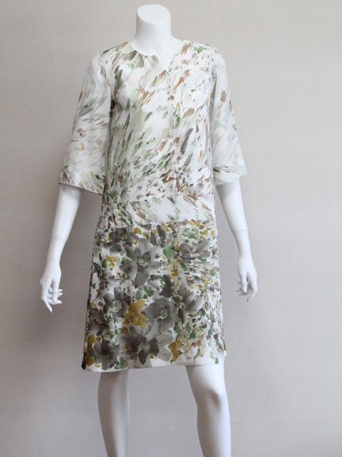 Style NO. gal-044-b 7分袖アレンジオーダーワンピース