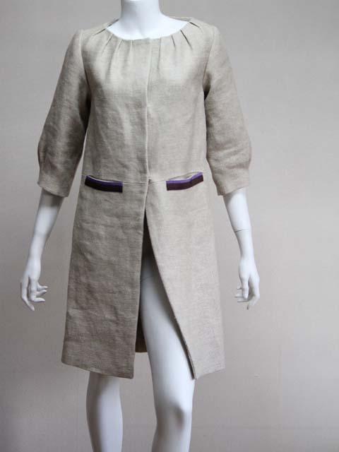 Style NO. gal-037 リネンコート