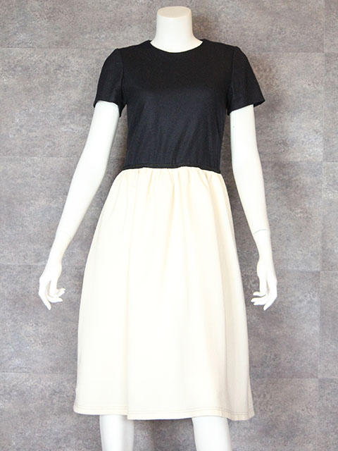 Style NO. gal-143  ネイビー&ホワイト ワンピース (7周年企画)