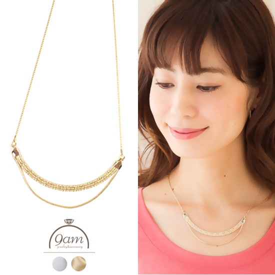 short style simple necklace