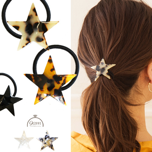bekko star hairaccessory