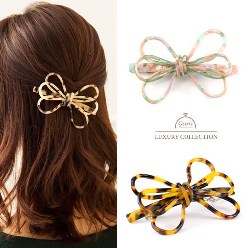bekko ribbon hairaccessory