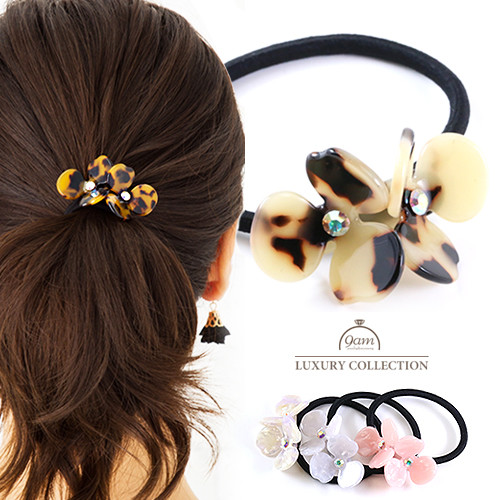 flower hairaccessory
