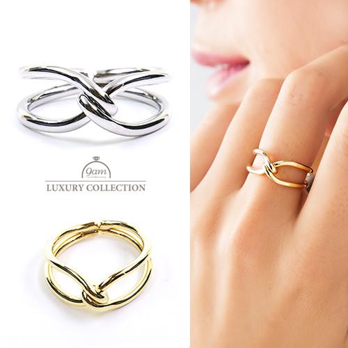 リング シンプル 指輪 ニッケルフリー 2連 大人可愛い シンプル レディース ジュエリー デイリー 結婚式 パーティー プレゼント ギフト レディース ジュエリー アクセサリー
