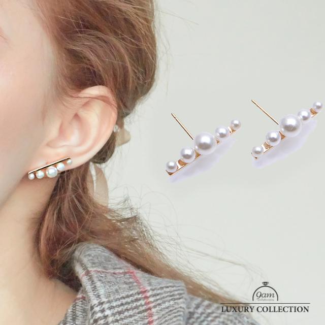 【予約:9月上旬入荷予定】pearl pierce