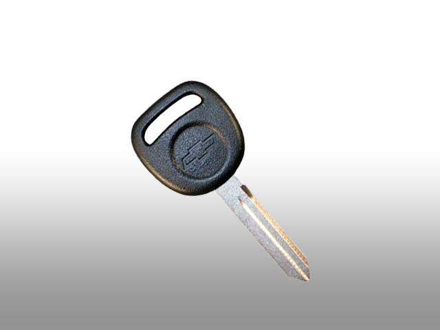 ブランクスペアキー/CHEVROLETロゴ付き シボレー00y-タホ・サバーバン・S10・トレイルブレーザー・01y-エクスプレス用