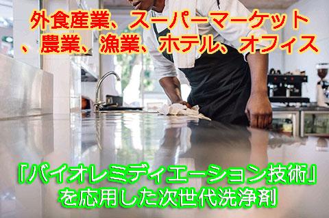 バイオレム洗剤