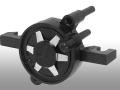 ACデルコ製ヒーター&ACコントロールバキュームポートバルブ